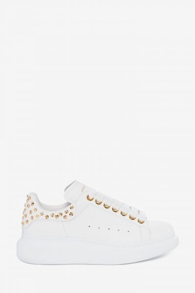 Giày Alexander McQueen Studded Oversized Sneaker