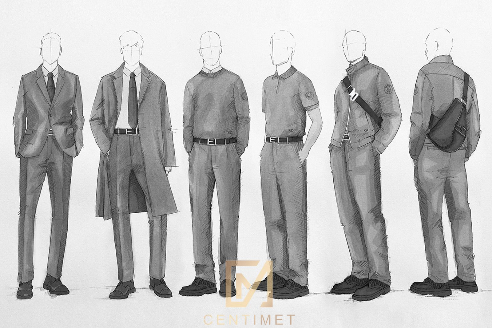 BST Dior Men