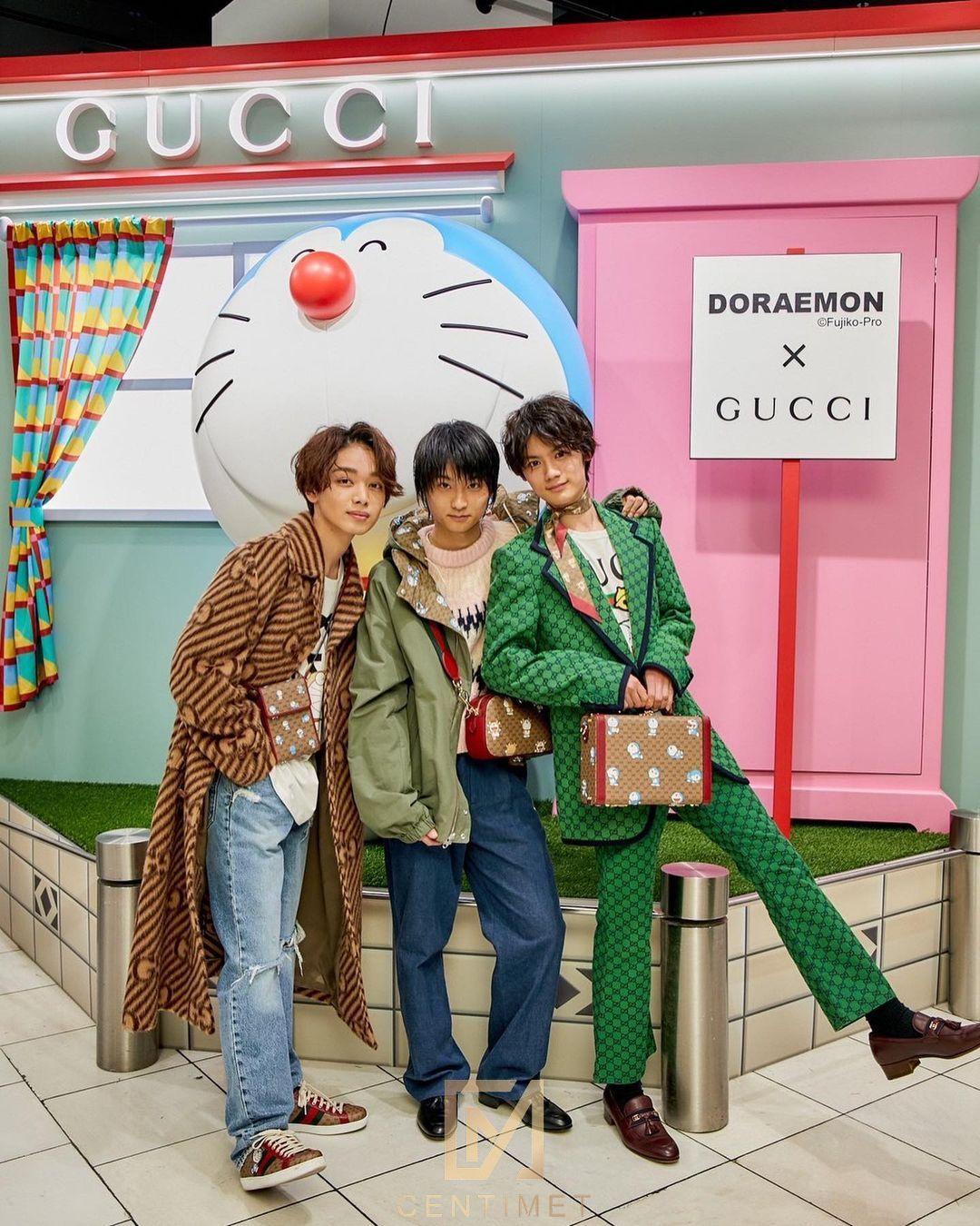 cửa hàng thời trang Gucci