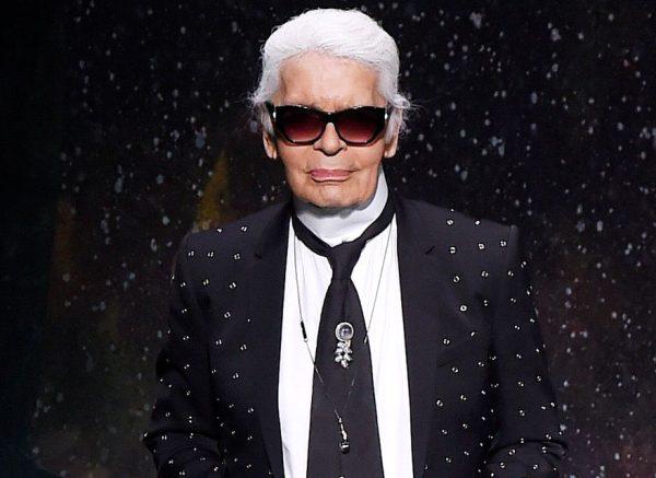 Ngài Karl Lagerfeld