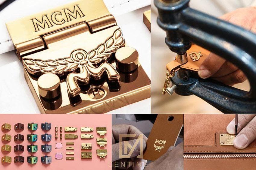 thương hiệu MCM