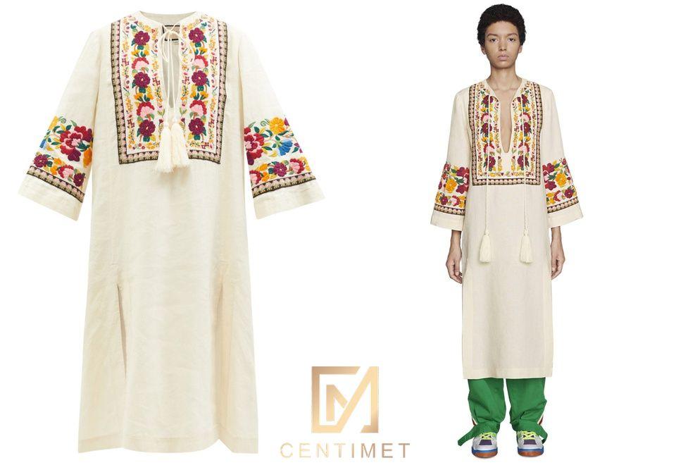 váy Kaftans